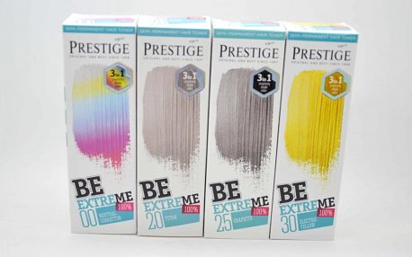 Prestige Be Extreme Barva Na Vlasy 100ml. Barva: 00 Neutral Corrector