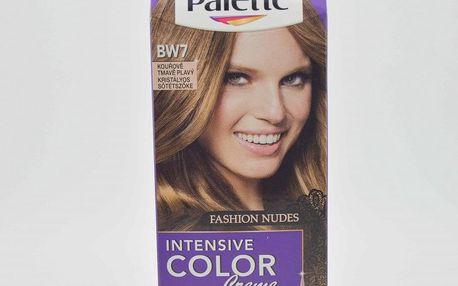Palette Barva Na Vlasy 50ml: BW7 kouřově tmavě plavý