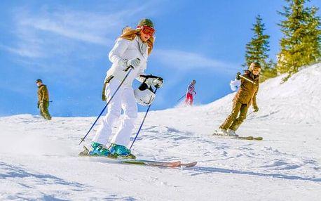 Krkonoše blízko lanovky na Sněžku a ski areálů v Hotelu Tetřívek s polopenzí