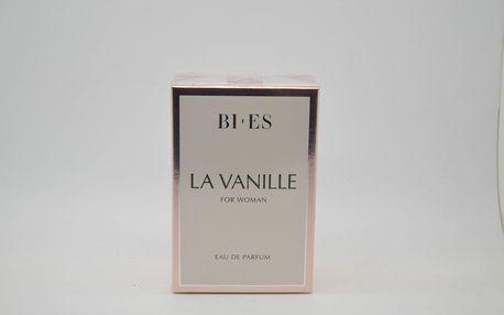 Bi-es Parfum 100ml For Woman - La Vanille - parfém pro ženy