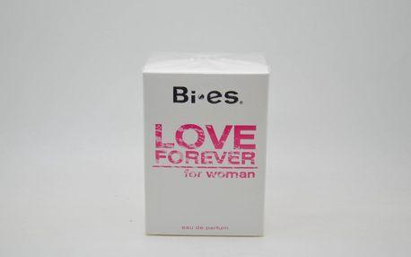 BI-ES Parfume 100ml Love Forever - parfém pro ženy