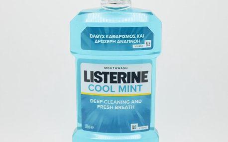 Ústní voda Listerine Cool mint 500 ml