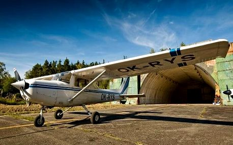 Fotolet s letadlem Cessna 152 pro 1
