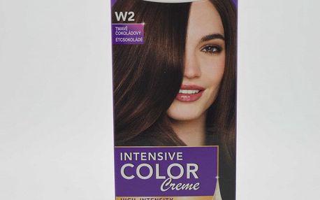 Palette Barva Na Vlasy 50ml: W2 tmavě čokoládový
