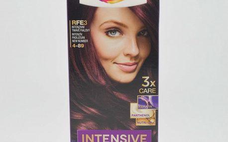 Palette Barva Na Vlasy 50ml: RFE3 tmavě fialový