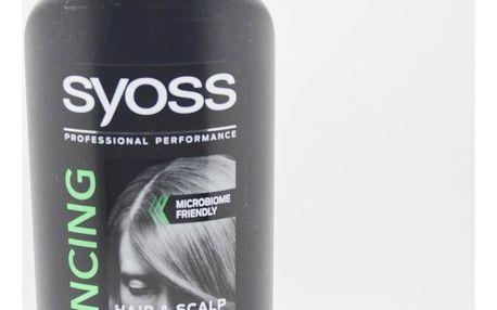 Syoss Balancing Hair&Scalp Shampoo. Objem: 500 ml