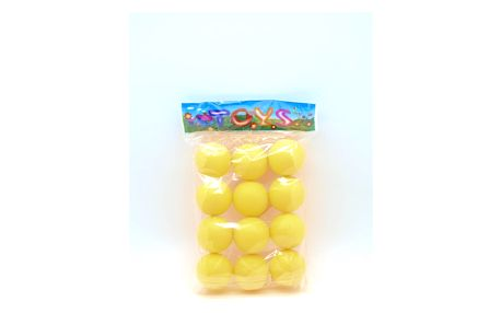 Pingpongové míčky 12 ks