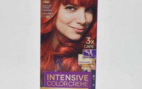 Palette Barva Na Vlasy 50ml: RV6 šarlatově červený