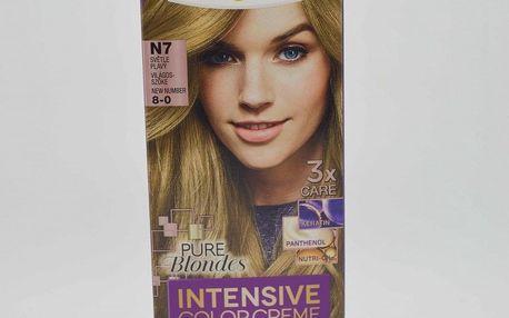 Palette Barva Na Vlasy 50ml: N7 světle plavý