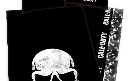 Herding Dětské bavlněné povlečení Call of Duty, 135 x 200 cm, 80 x 80 cm
