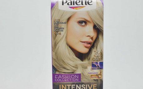 Palette Barva Na Vlasy 50ml: A10 zvlᚍ popelavě