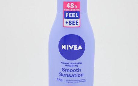 Nivea Tělové mléko body - 250 ml Smooth Sensation