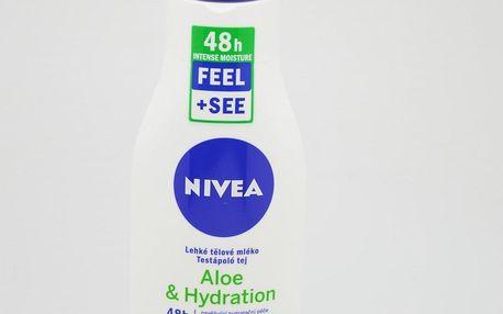 Nivea Tělové mléko body - 250 ml Aloe and Hydration