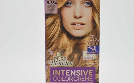 Palette Barva Na Vlasy 50ml: 9-554 medová extra světlá blond