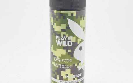 Playboy deodorant pro muže Play it wild 150 ml