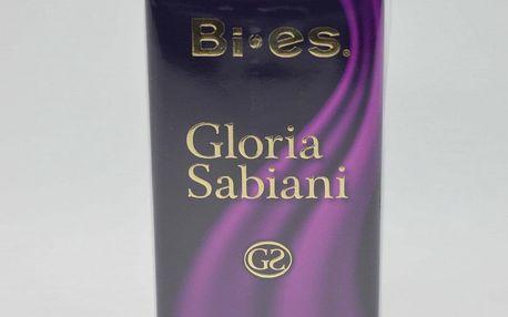 BI-ES EDT 50ml Gloria Sabiani - parfém pro ženy