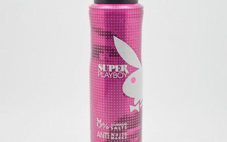 Playboy deodorant pro ženy Super Playboy 150 ml