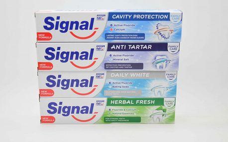 Signal Zubní Pasta 75ml: Daily white