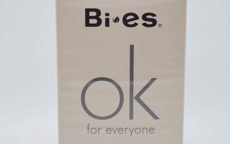 BI-ES Parfume 90ml Ok for Everyone - toaletní voda