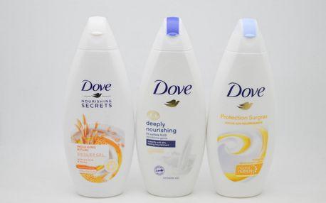 Dove sprchový gel: Nourishing secrets - Oat milk & Honey