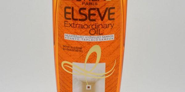 Loreal ELSEVE Šampon na vlasy 250ml: Fibralogy - vytvářející objem vlasů