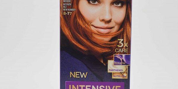 Palette Barva Na Vlasy 50ml: K17 intenzivní měděný