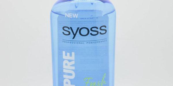 Syoss Pure Fresh Micellar Shampoo 500 ml