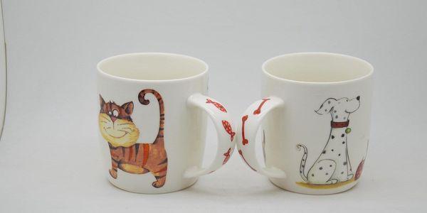 Hrnek Funny Cat 390ml