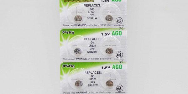 Camelion Baterie AG0,1,2, 3…-AG13