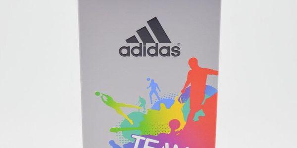Adidas Voda Po Holení 100ml: Team Five