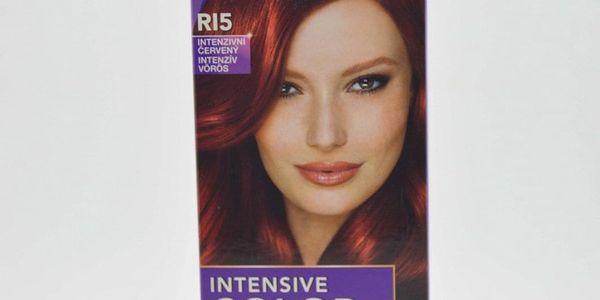 Palette Barva Na Vlasy 50ml: RI5 intenzivní červený
