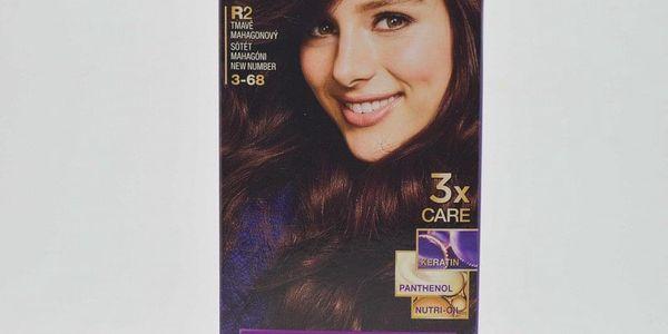 Palette Barva Na Vlasy 50ml: R2 tmavě mahagonový