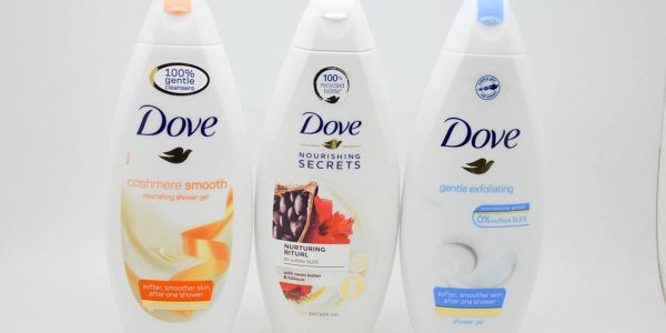 Dove sprchový gel: Cashmere smooth