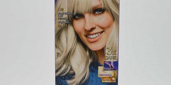 Palette Barva Na Vlasy 50ml: C9 ledový střibřitě