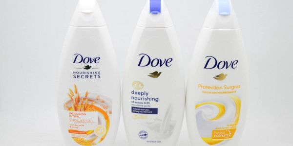 Dove sprchový gel: Protection surgras