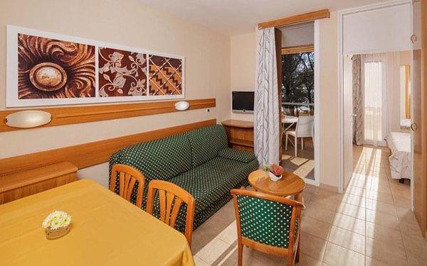 Apartmány Sol Stella, Istrie, autobusem, bez stravy2