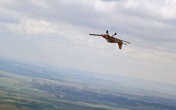 Akrobatický let s letadlem Bulldog   Roudnice nad Labem   Celoročně.   25 minut.3