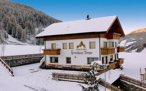Itálie - Ortler Skiarena na 5-8 dnů