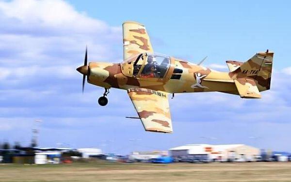 Akrobatický let s letadlem Bulldog