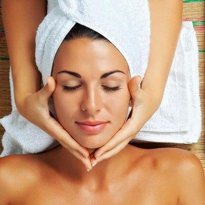 Kompletní regenerační péče o pleť vč. masáže hlavy