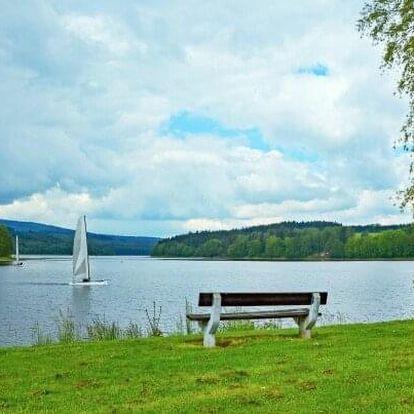 Jižní Čechy: Pobyt u přehrady Lipno v Hotelu Kilián *** s polopenzí + dítě do 5 let zdarma