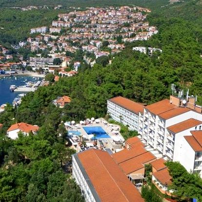 Chorvatsko - Rabac na 4-31 dnů