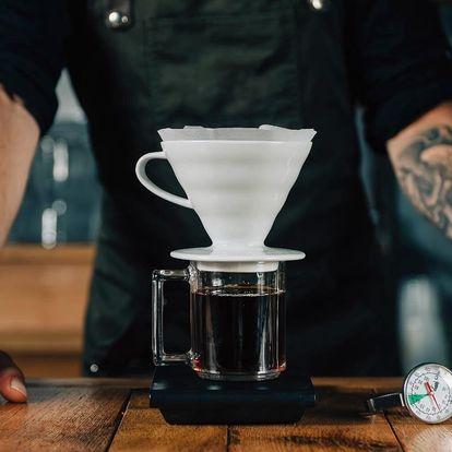 Zážitkový workshop: Jak správně pracovat s kávou