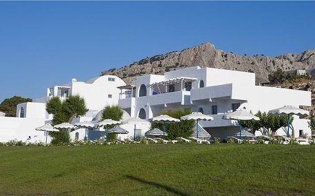 Řecko - Rhodos letecky na 4-15 dnů, polopenze
