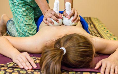 Dárkový poukaz na masáže v hodnotě až 2500 Kč
