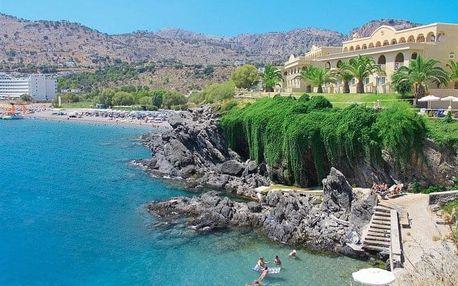 Řecko - Rhodos letecky na 8-15 dnů, all inclusive