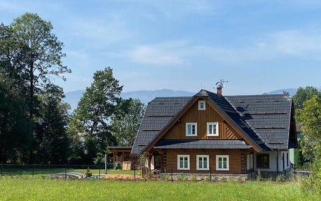 Moravskoslezský kraj: Holiday Home Roubenka Staňka