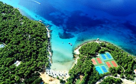 Chorvatsko - Pakoštane na 4 dny, plná penze