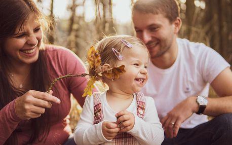 Exteriérové focení pro jednotlivce, páry i rodiny