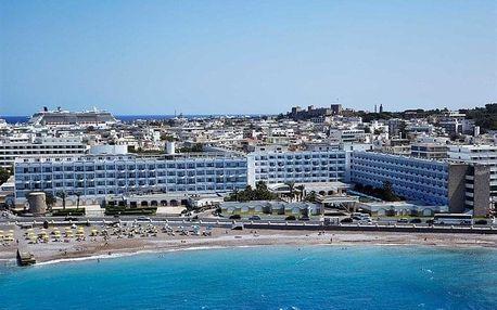 Řecko - Rhodos letecky na 8 dnů, all inclusive